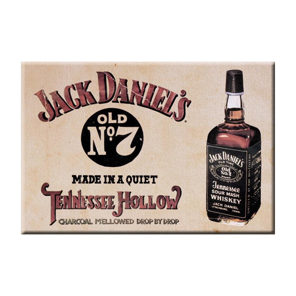 Jack Daniels Old No. 7 Logo Magnet