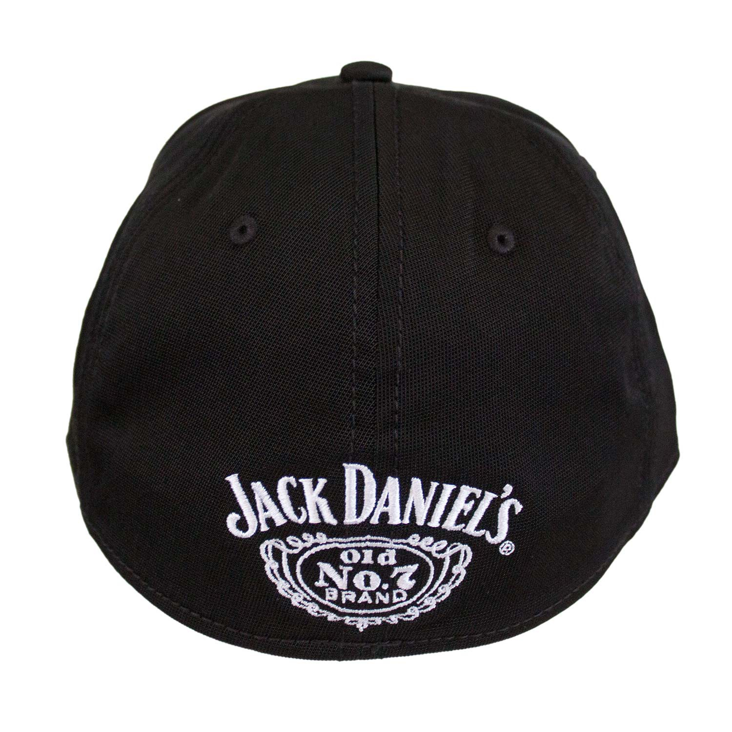 Jack Daniels Black Fitted Hat