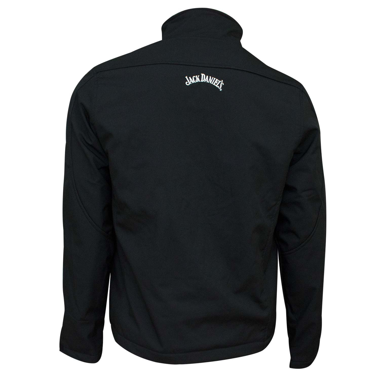 Jack Daniel's Softshell Men's Black Jacket