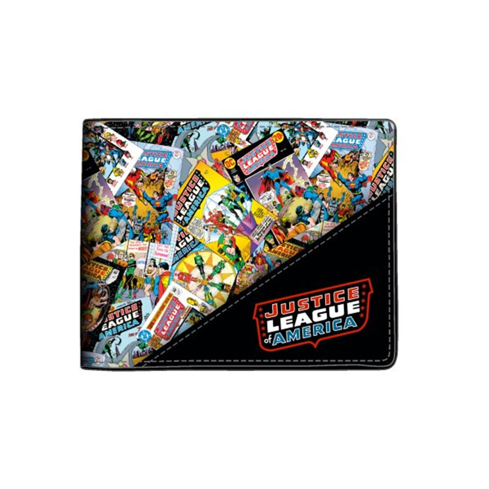 Justice League Comic Wallet