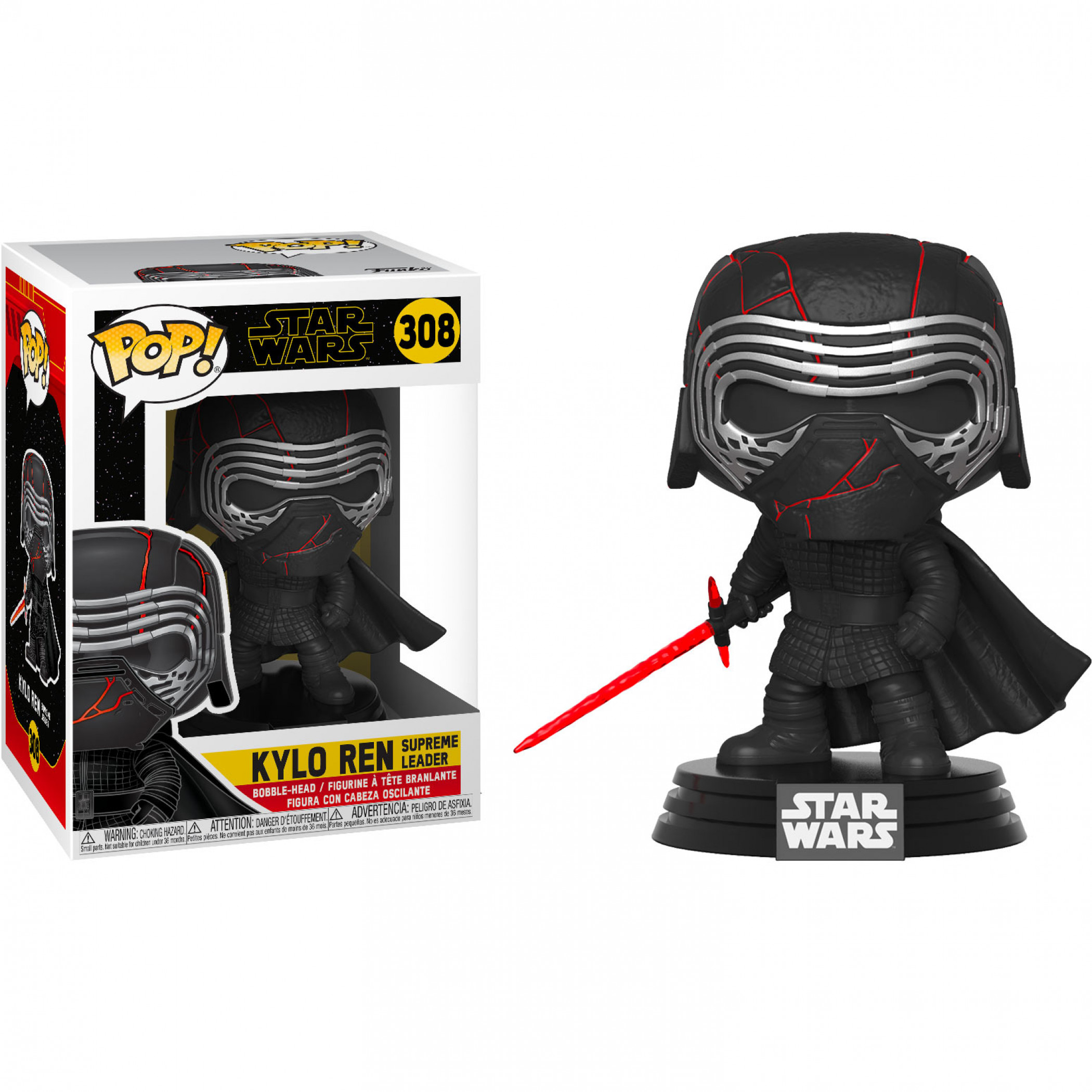 Kylo Ren - Star Wars: The Rise of Skywalker Pop!