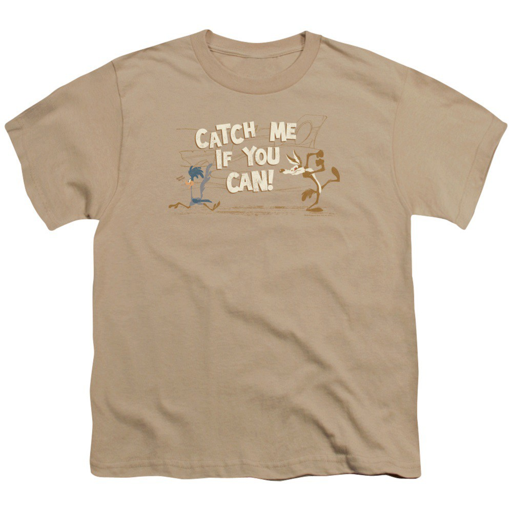 Looney Tunes Catch Me If You Can Youth Tshirt