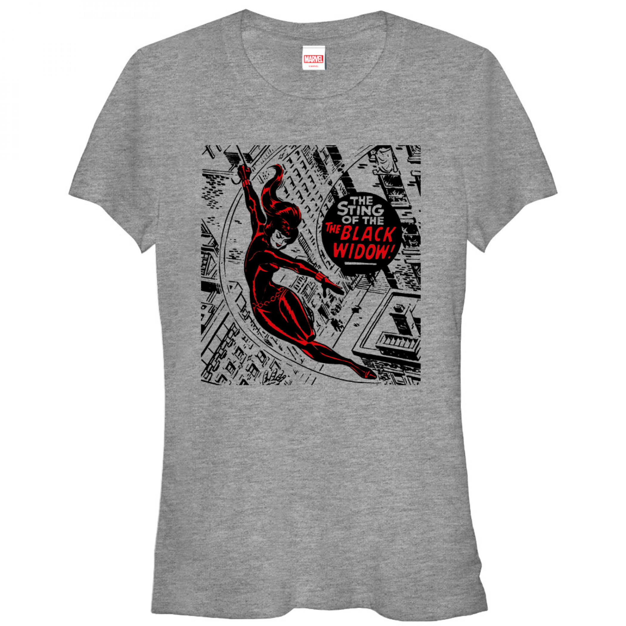 Black Widow Sting Women's T-Shirt