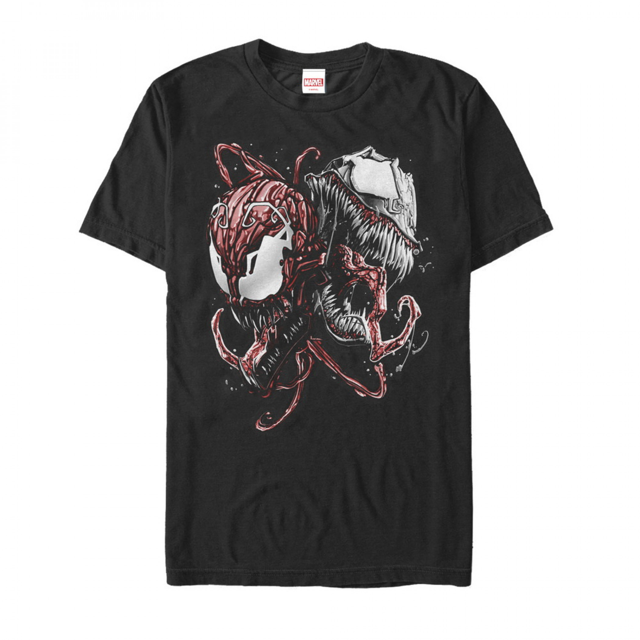 Carnage and Venom Together Forever T-Shirt