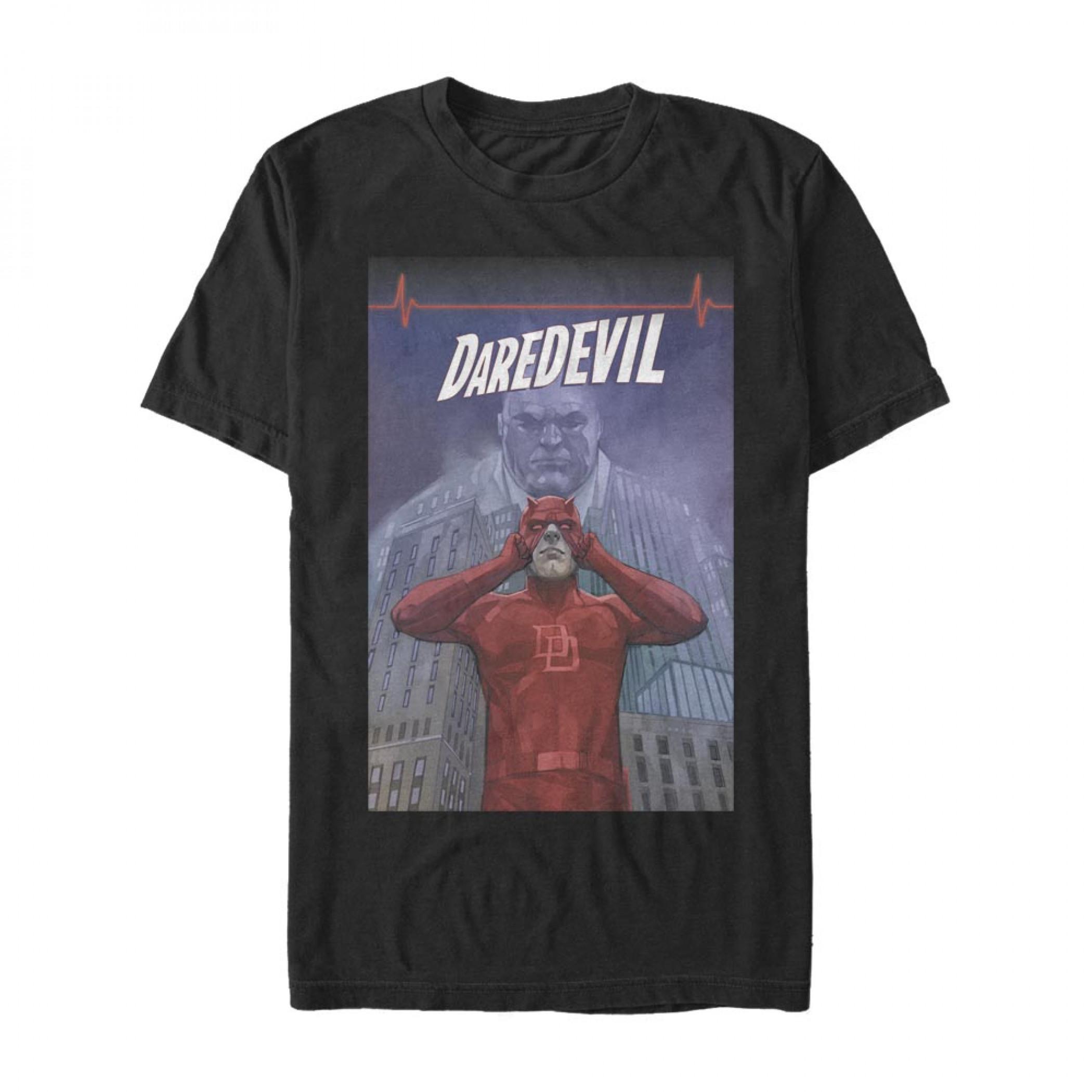 Daredevil Comic Cover T-Shirt