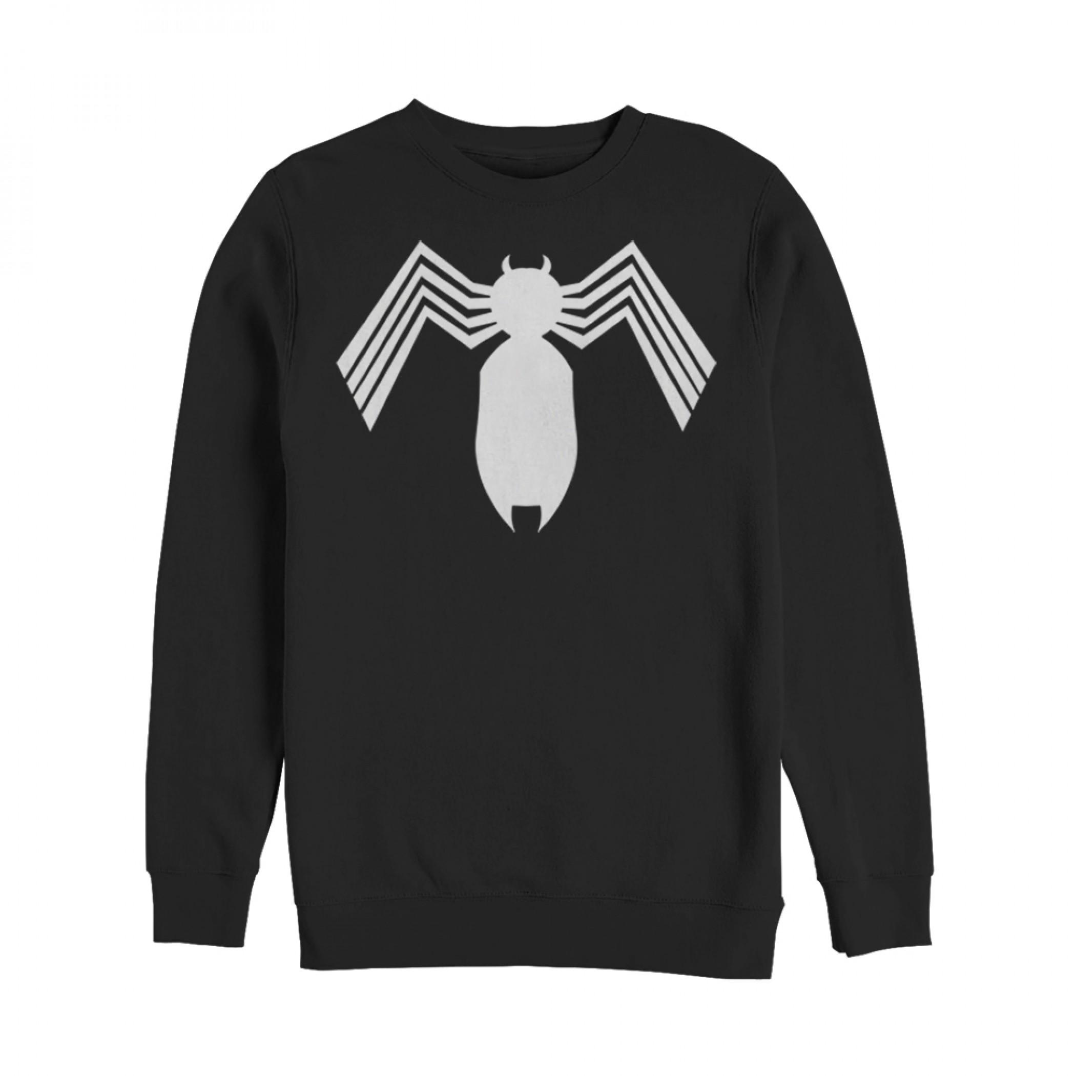 Venom Logo Crewneck Sweatshirt