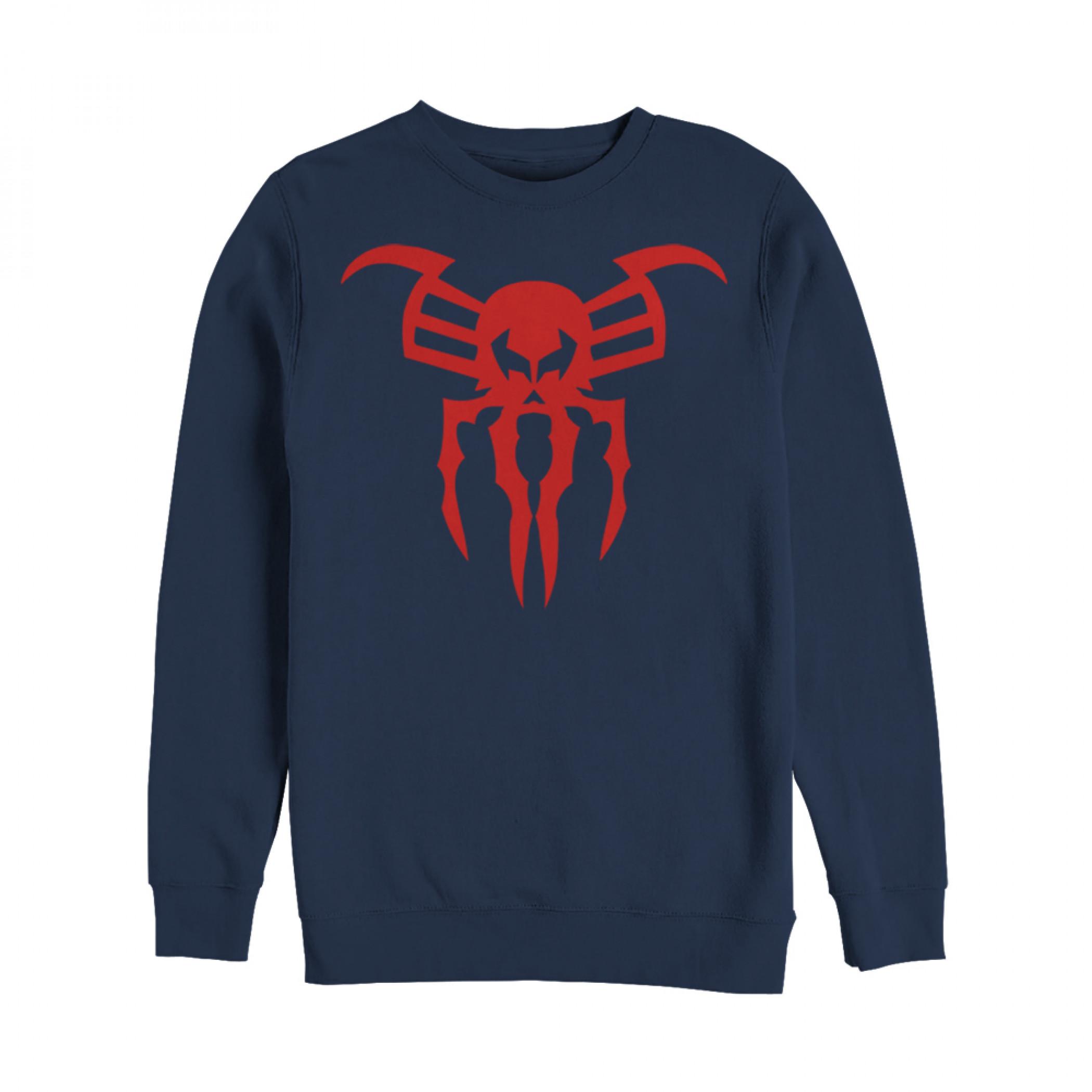 Marvel Spider-Man Original 1999 Logo Sweatshirt