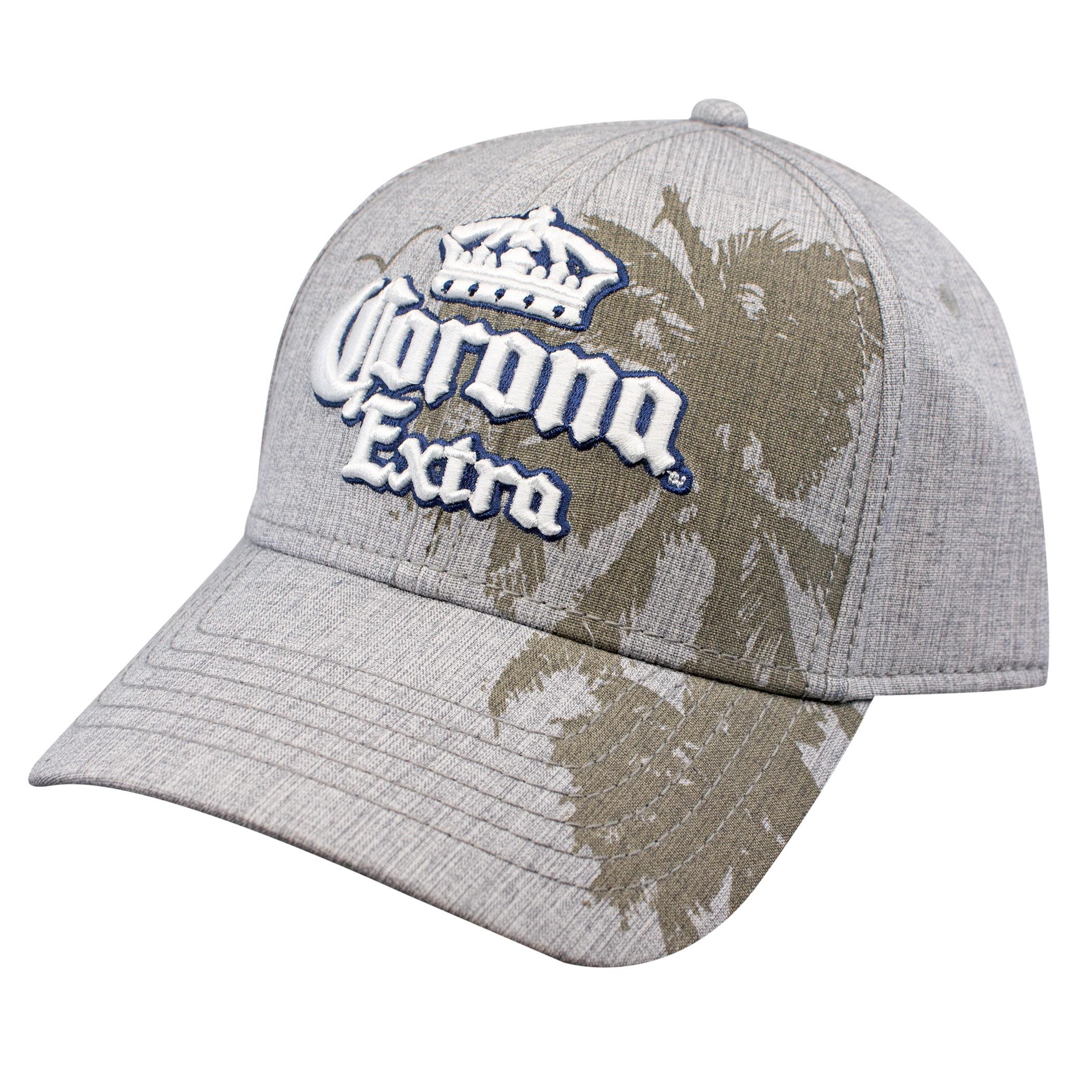 Corona Extra Palm Trees Tan Hat