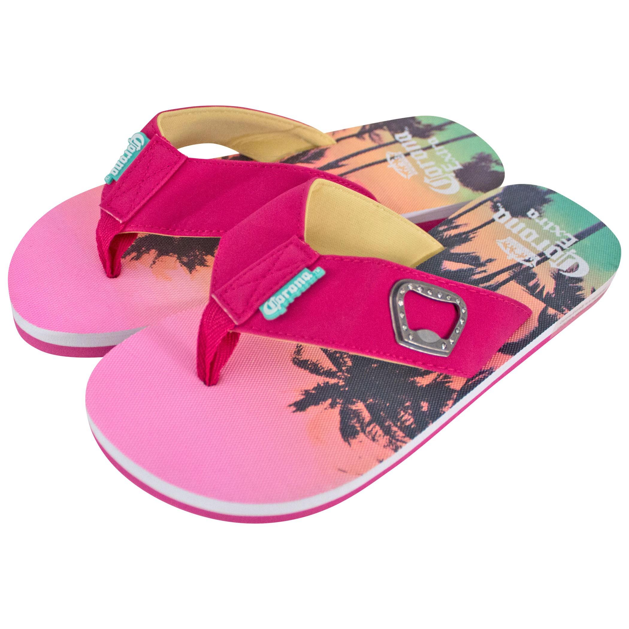 Corona Extra Pink Sunset Women's Sandals