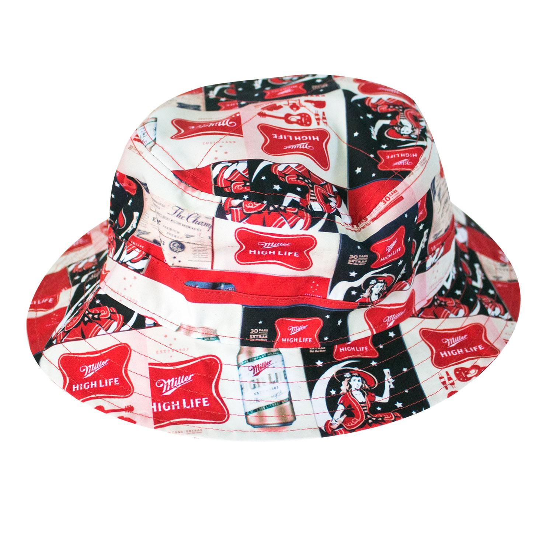 Miller High Life Bucket Hat
