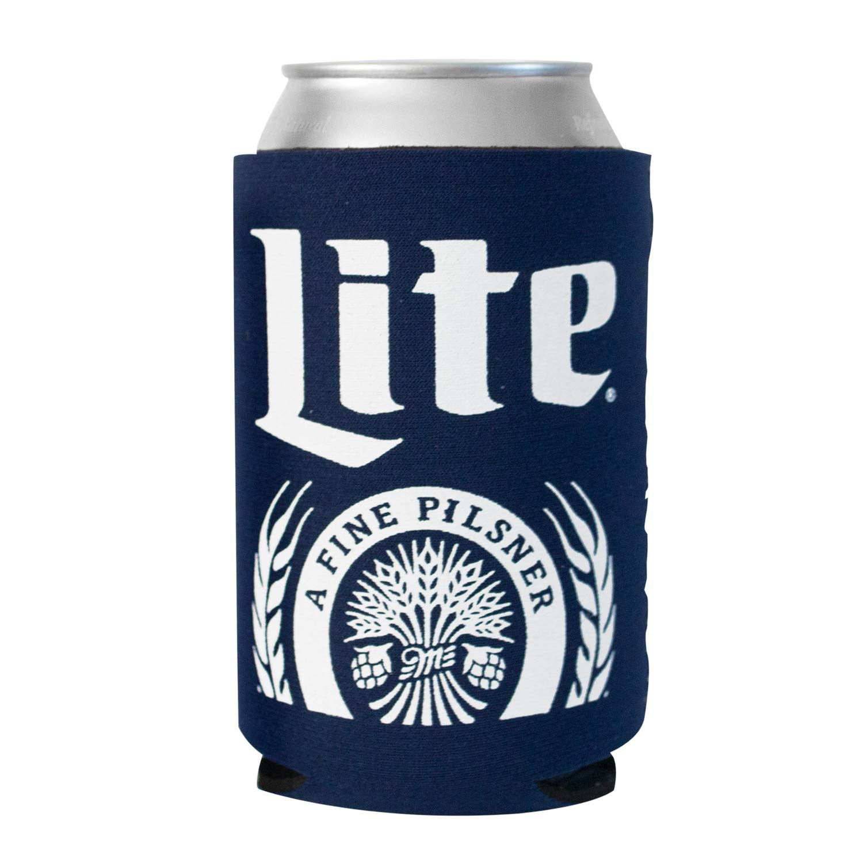 Miller Lite Can Insulator