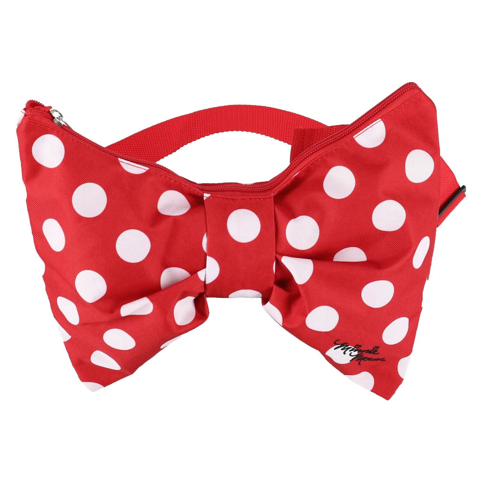 Minnie Mouse Bow Fanny Pack