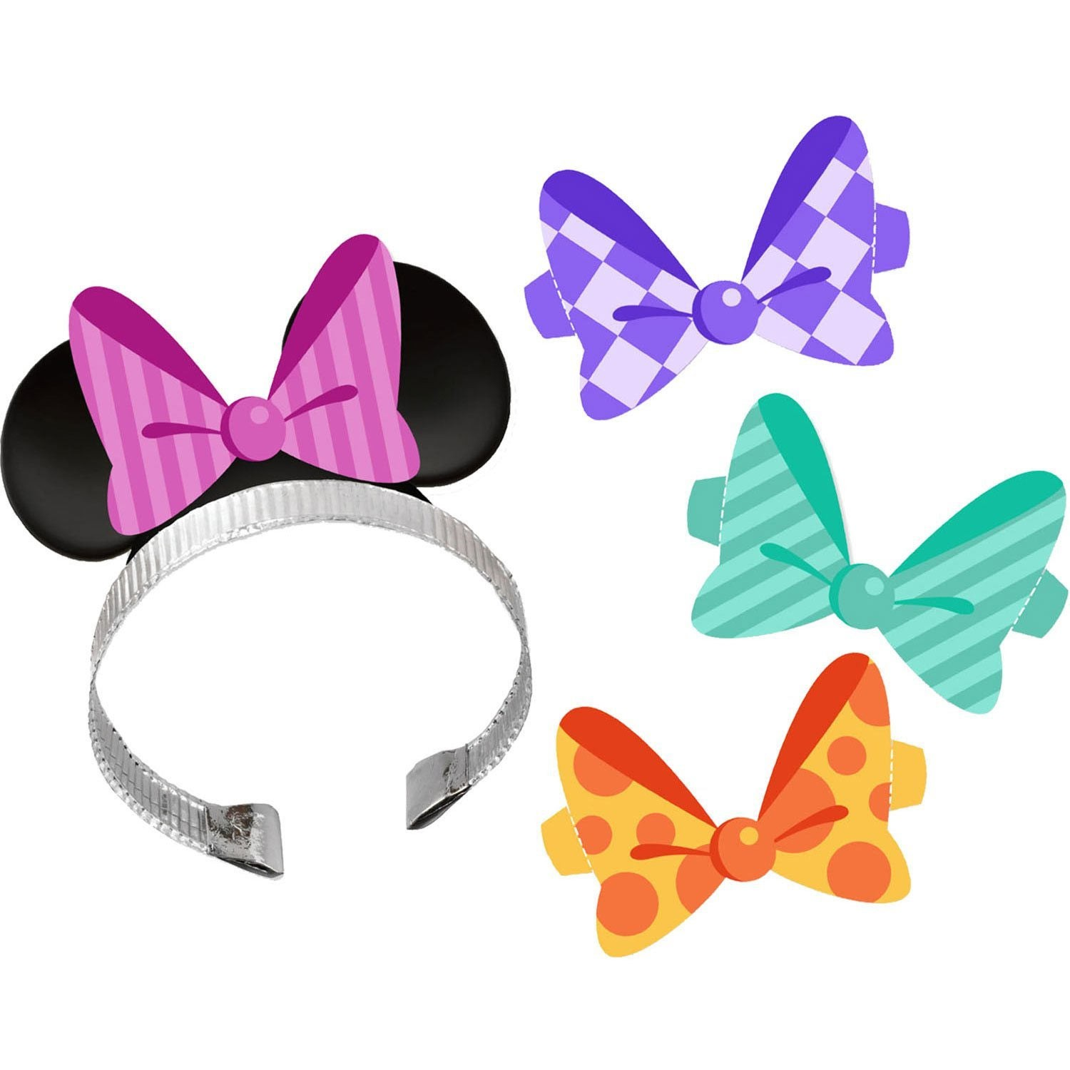 Minnie Mouse 4-Pack Party Ears