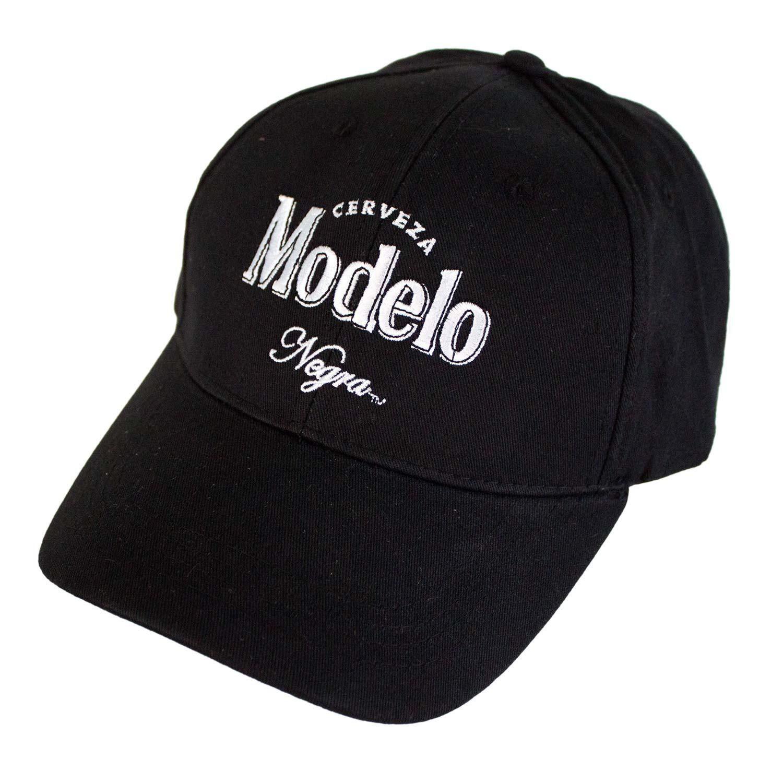 Modelo Negra Logo Hat