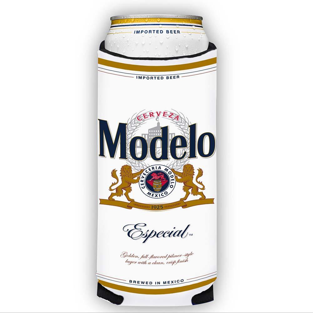 Modelo Especial White 24 Oz Beer Can Cooler