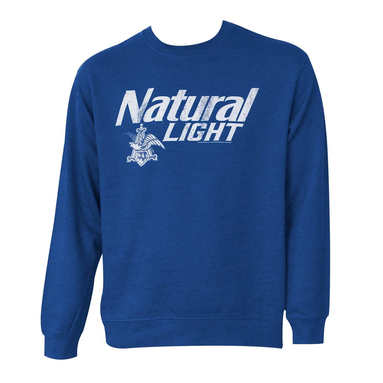 Natty Light Crew Neck Sweatshirt
