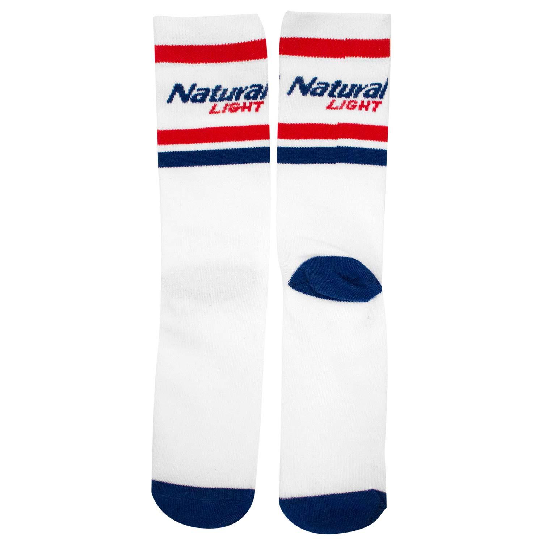 Natural Light White Socks