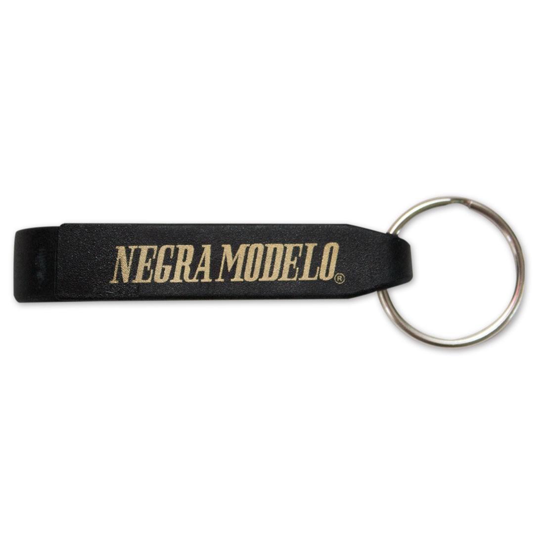 Negra Modelo Black Keychain Beverage Wrench