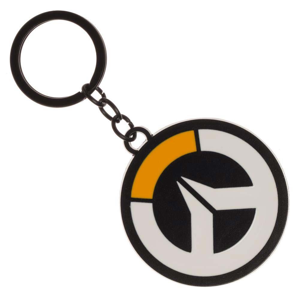 Overwatch Metal Keychain