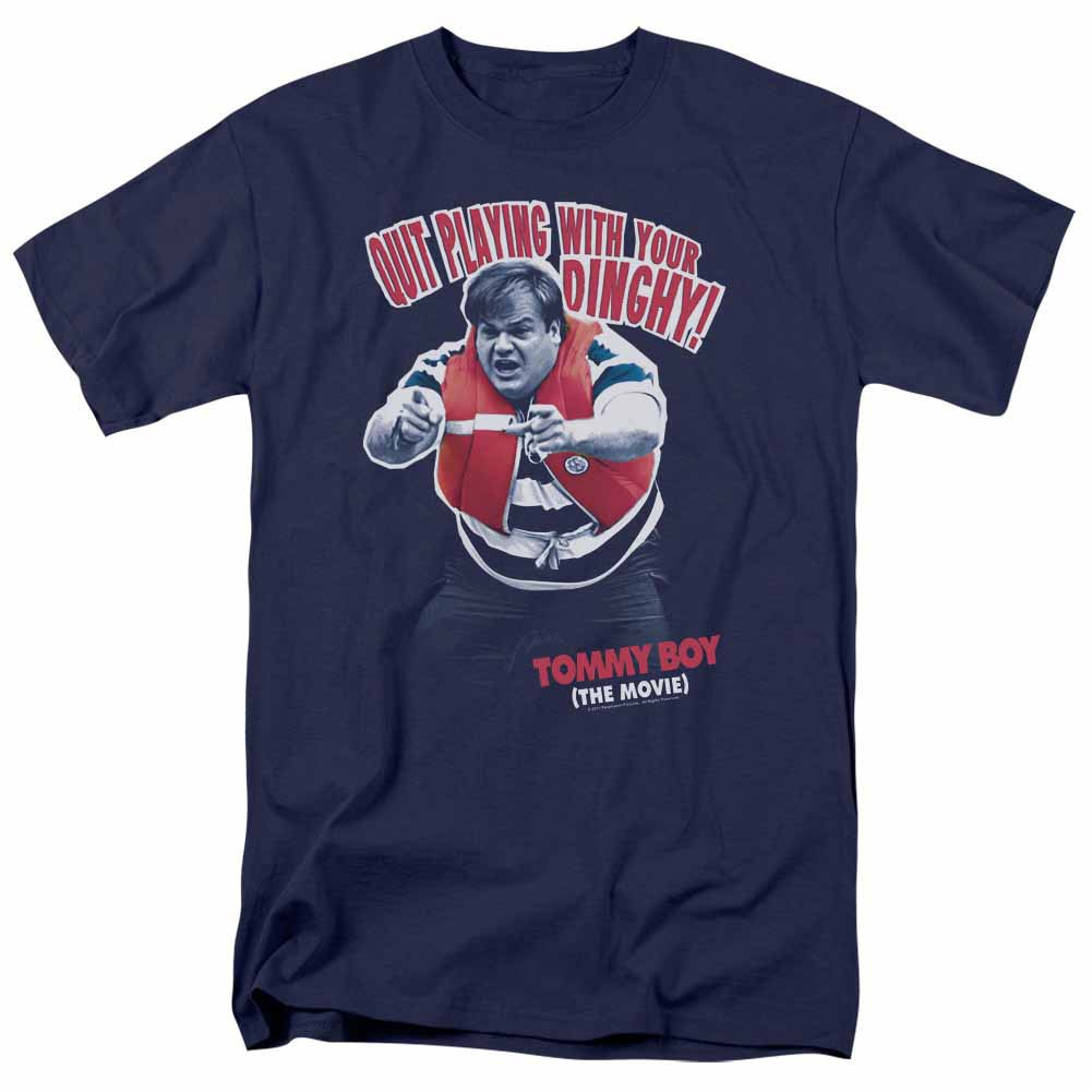 Tommy Boy Dinghy Blue T-Shirt