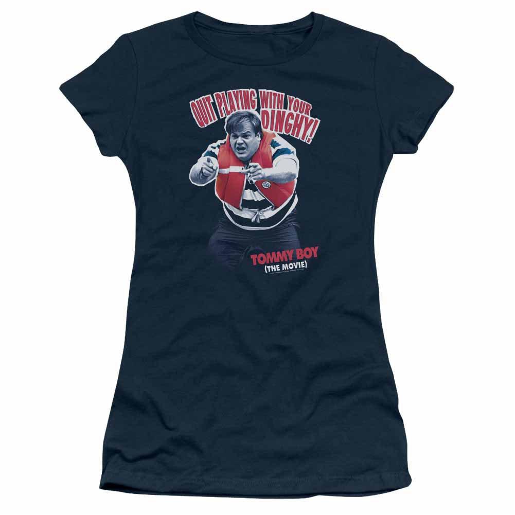 Tommy Boy Dinghy Blue Juniors T-Shirt