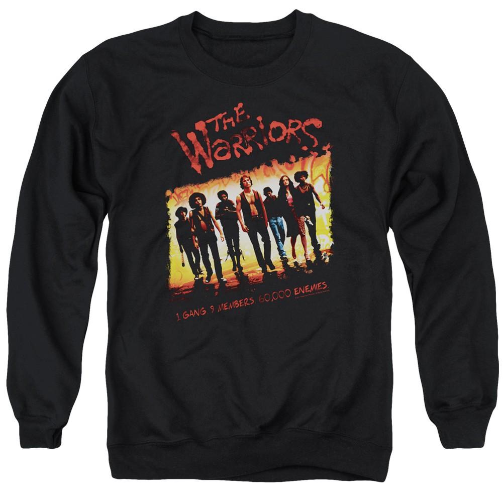 The Warriors Crewneck Sweatshirt