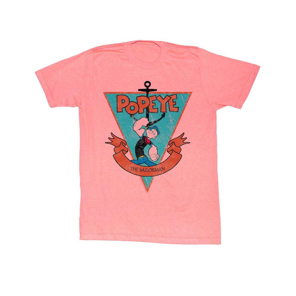 Popeye Sailorman Triangle T-Shirt