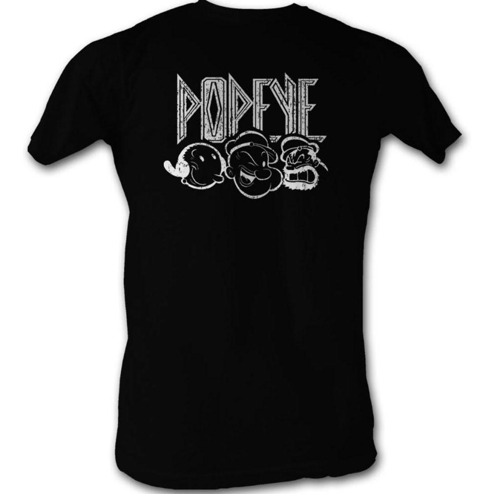 Popeye Kiss Style T-Shirt