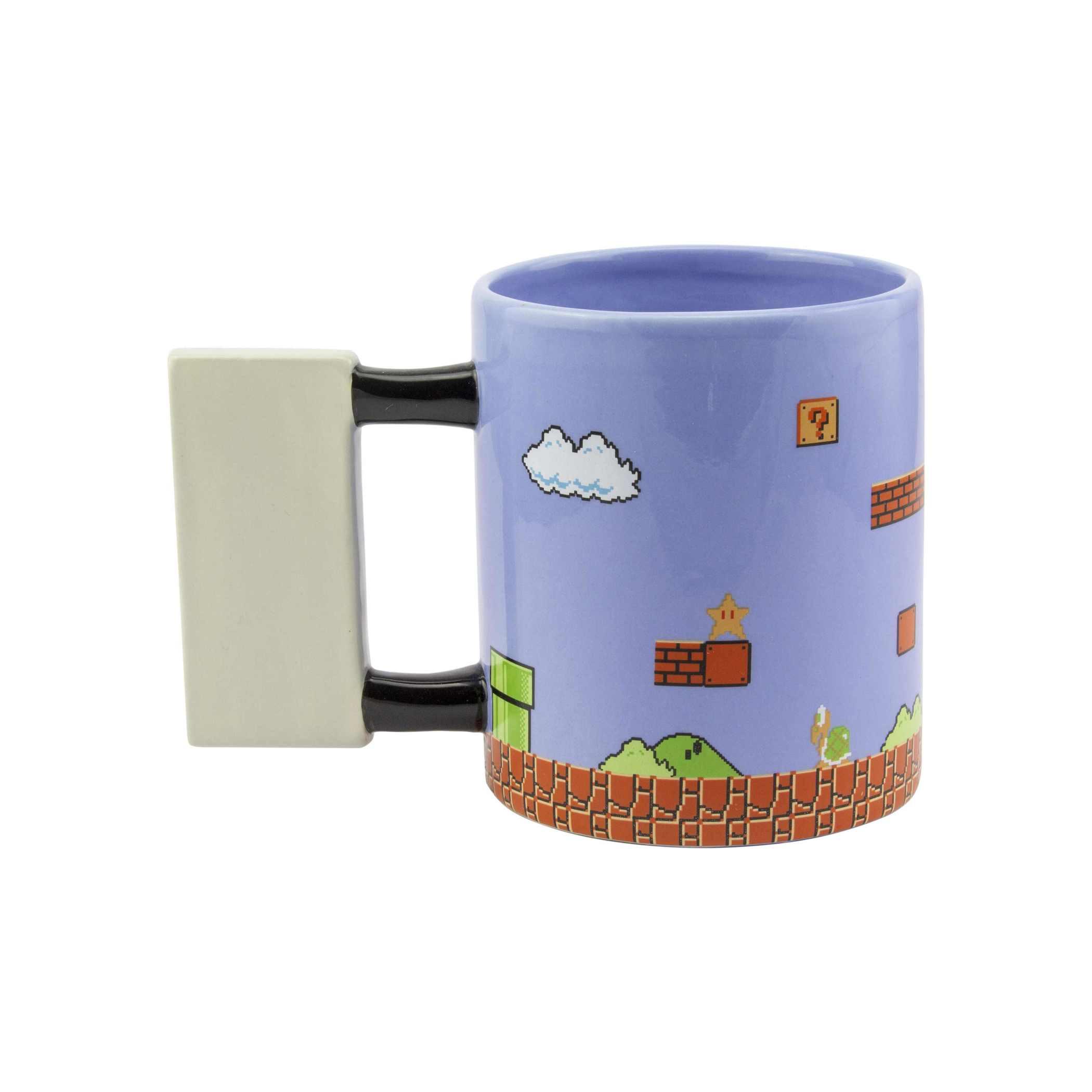 NES Controller Shaped Handle Mug