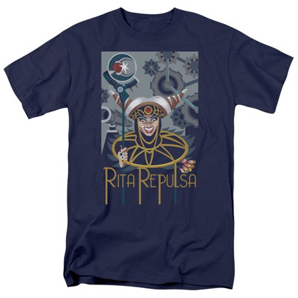 Power Rangers Rita Repulsa Tshirt