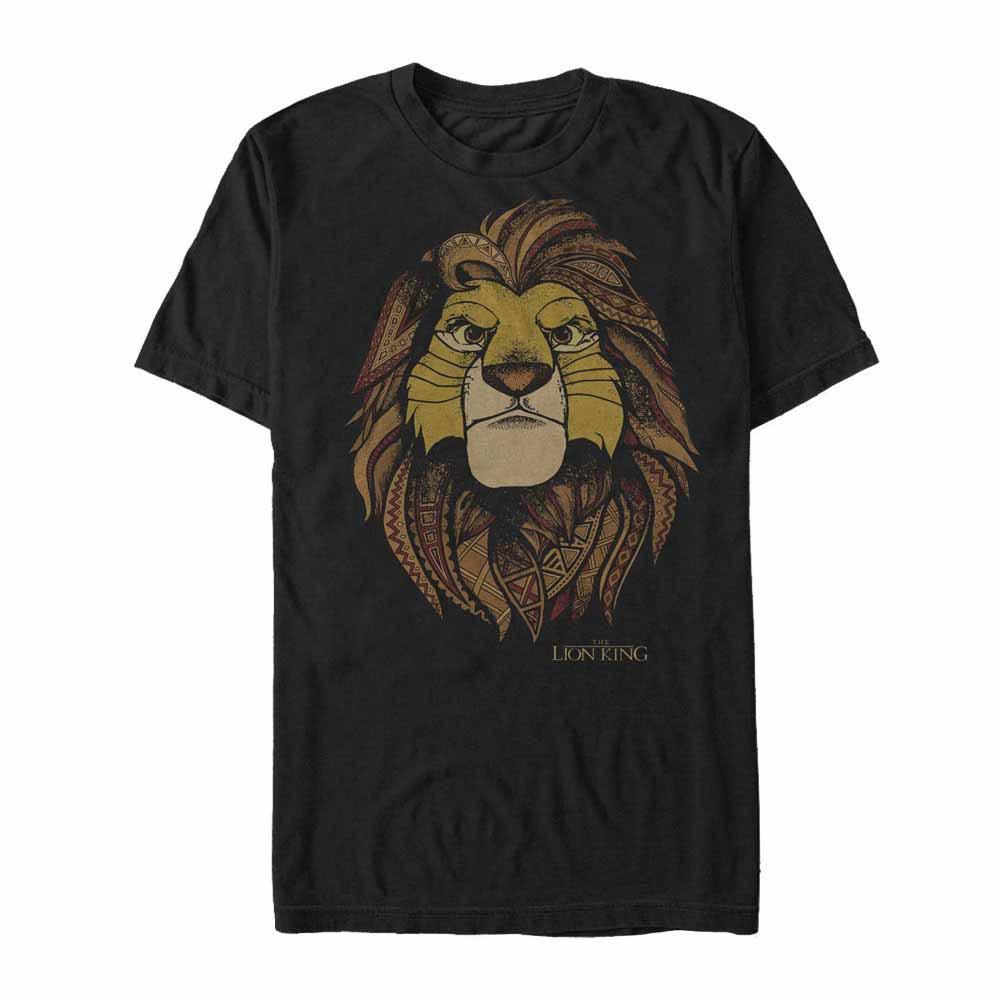 Disney Lion King Africa Gray T-Shirt