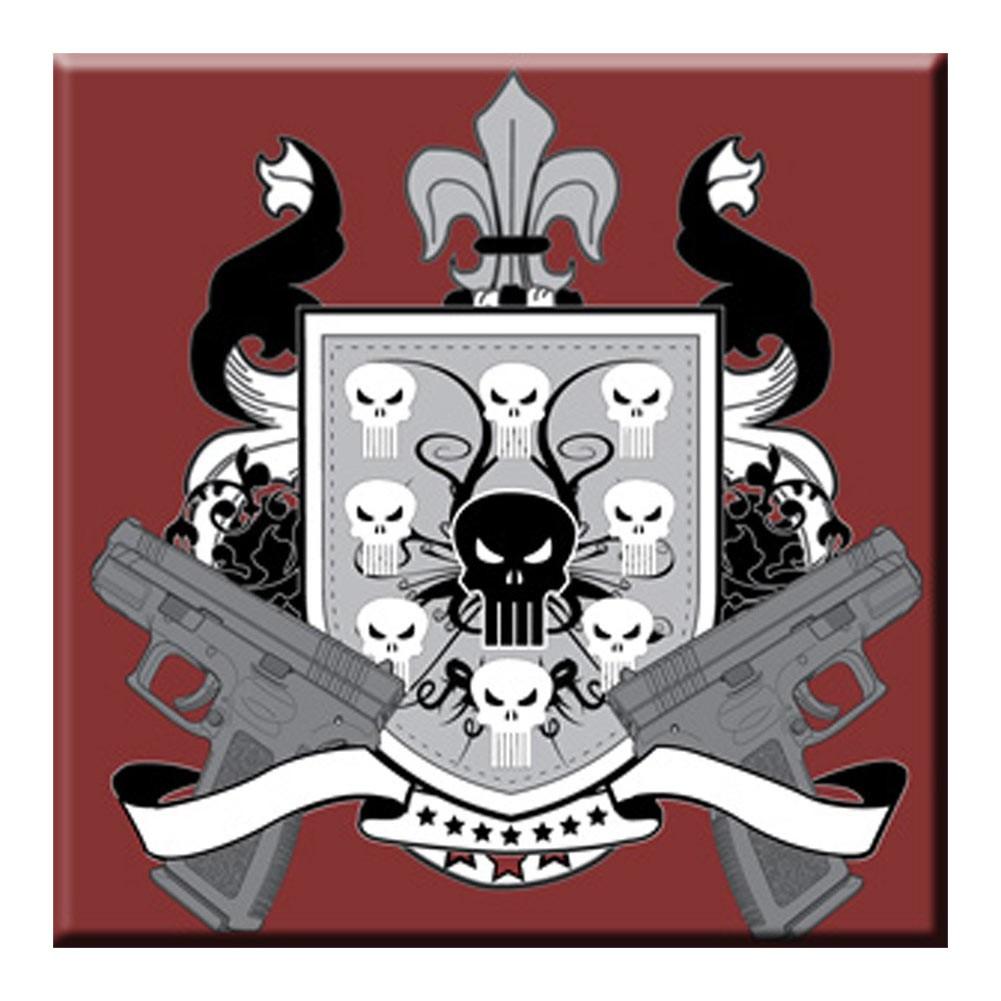 Punisher Crest Magnet