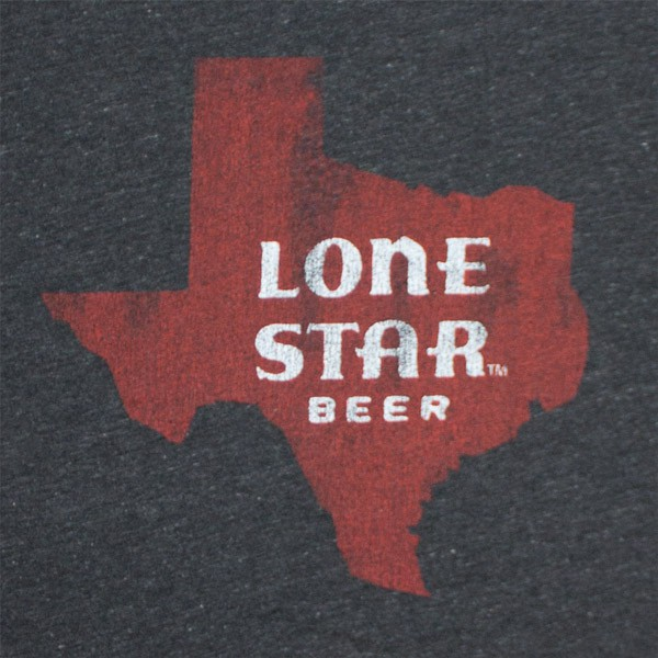 Lone Star Beer Texas Vintage Men's T-Shirt