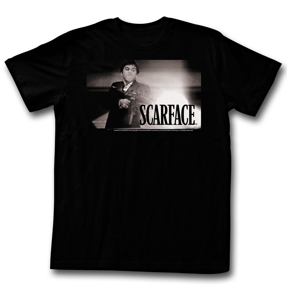 Scarface Whitefire T-Shirt