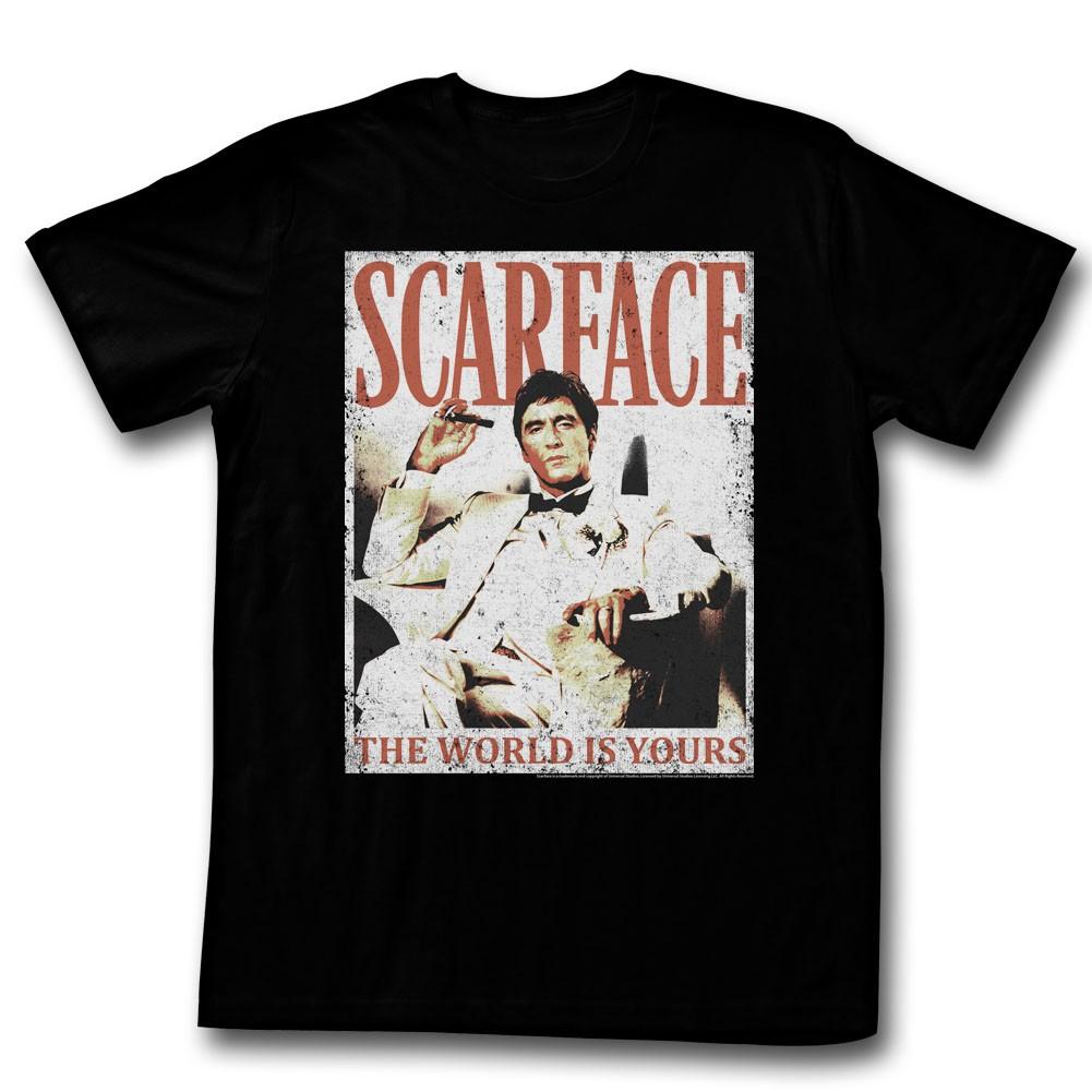 Scarface More Da World T-Shirt
