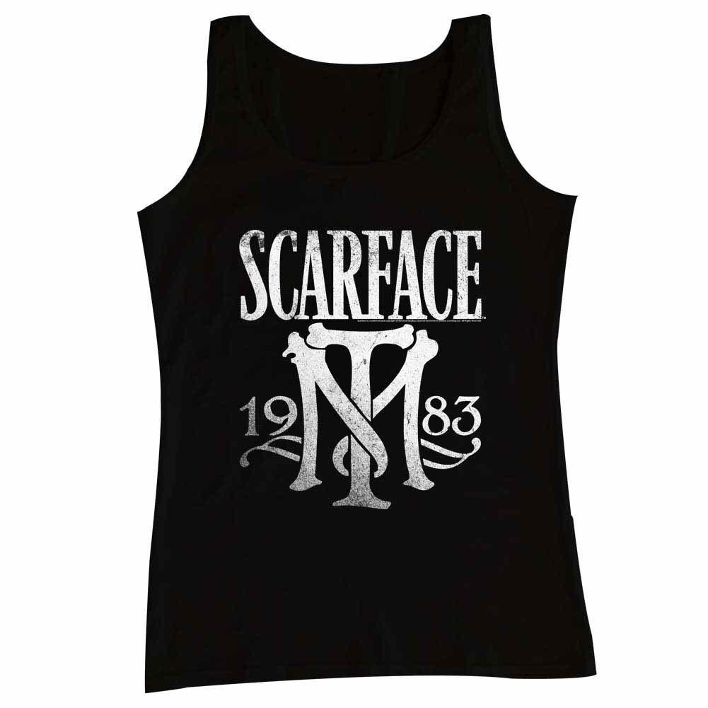 Scarface Symbol Black T-Shirt