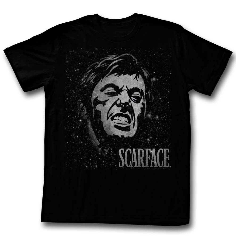 Scarface Space T-Shirt