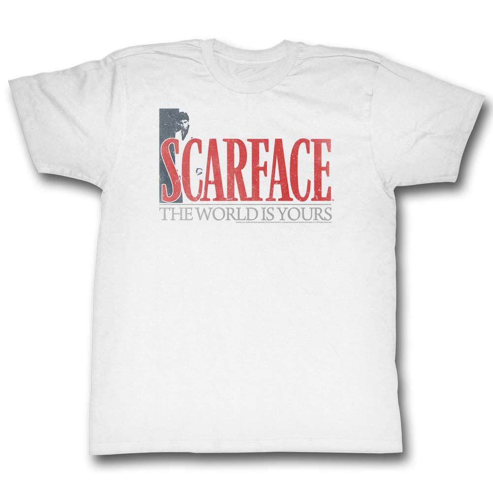 Scarface Theworldiy T-Shirt