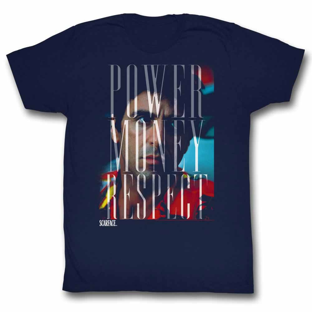 Scarface Pmr Blue T-Shirt