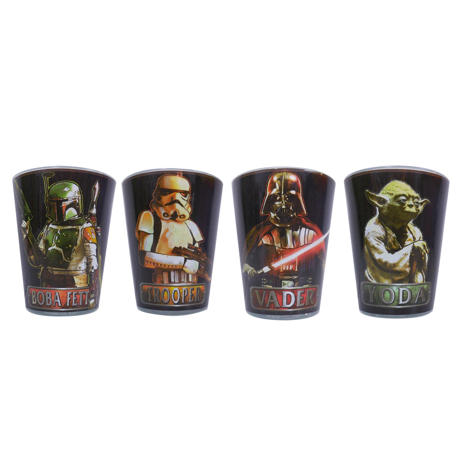 Star Wars Classic Shot Glass Gift Set