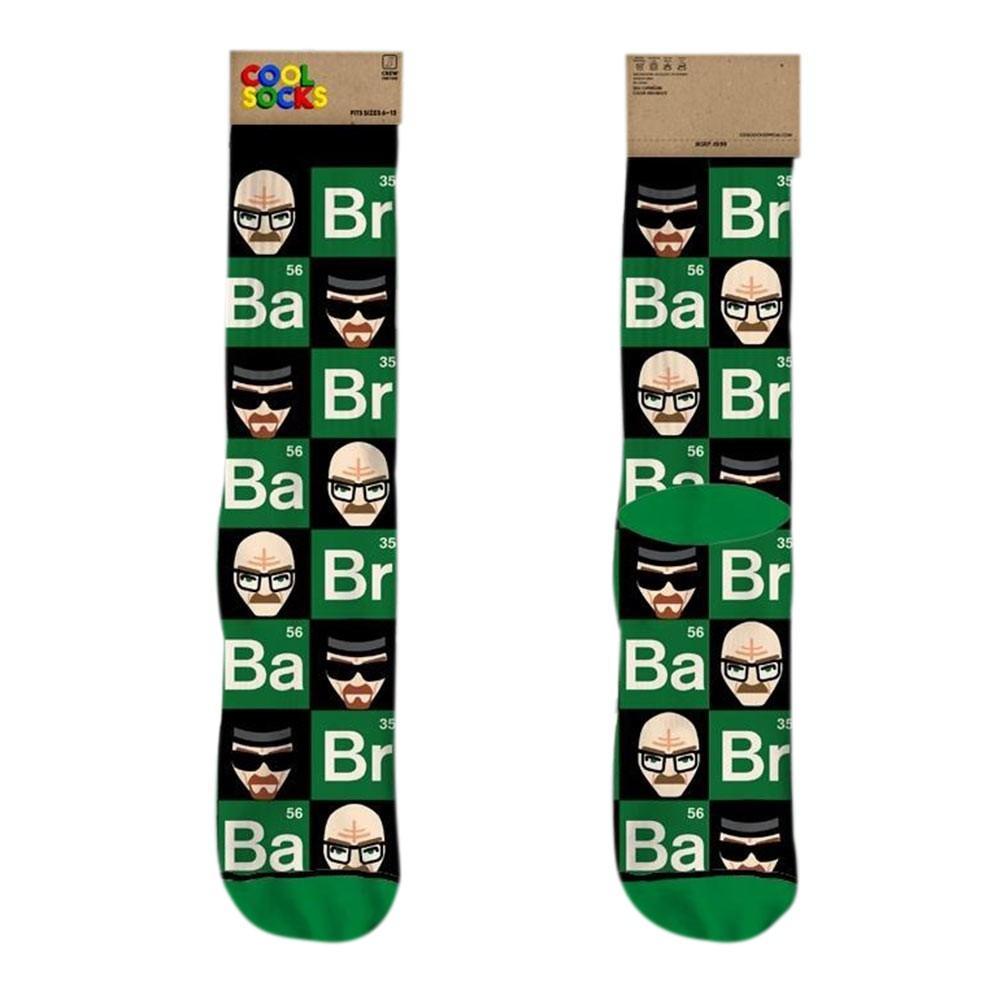 Breaking Bad Crew Socks