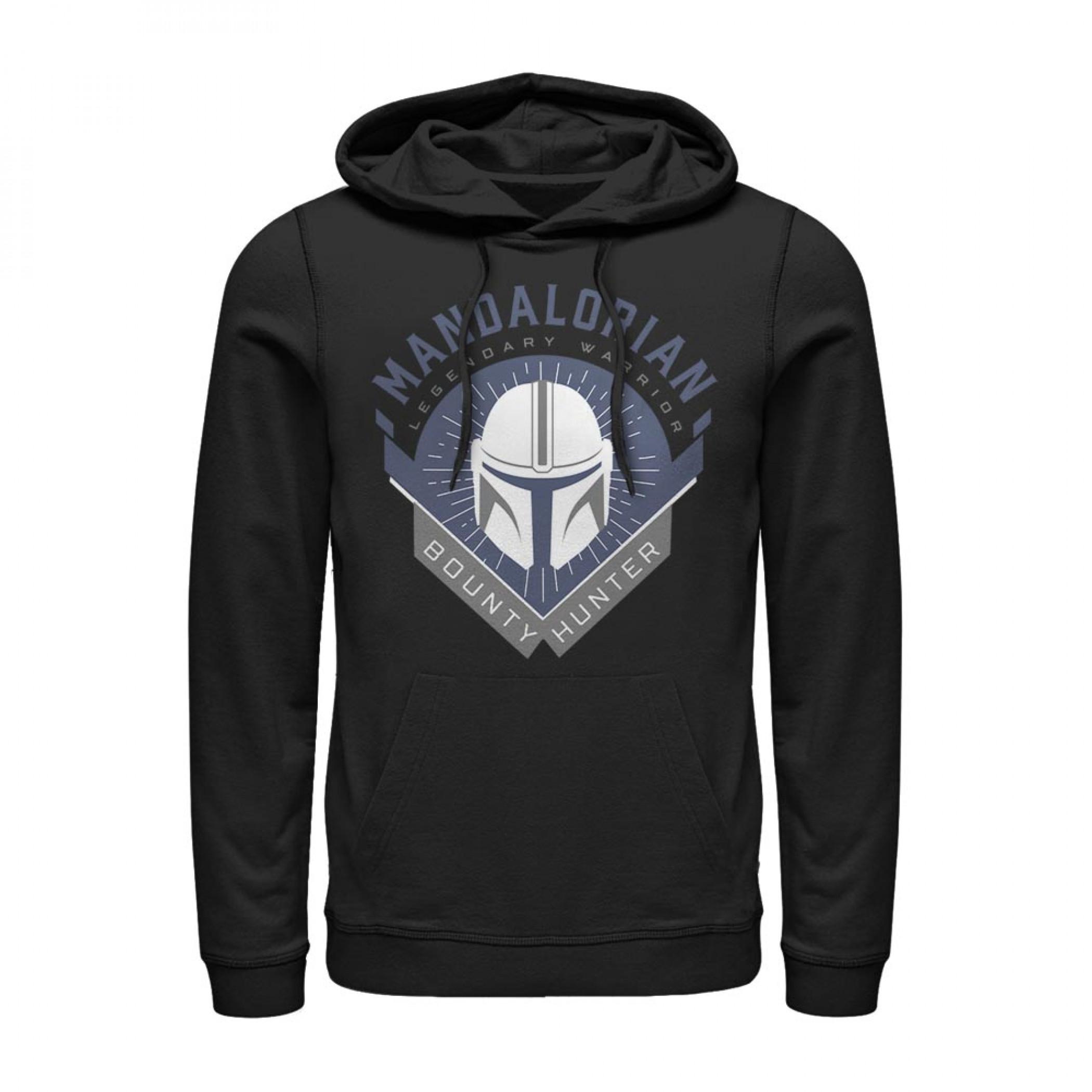 The Mandalorian Warrior Emblem Hoodie