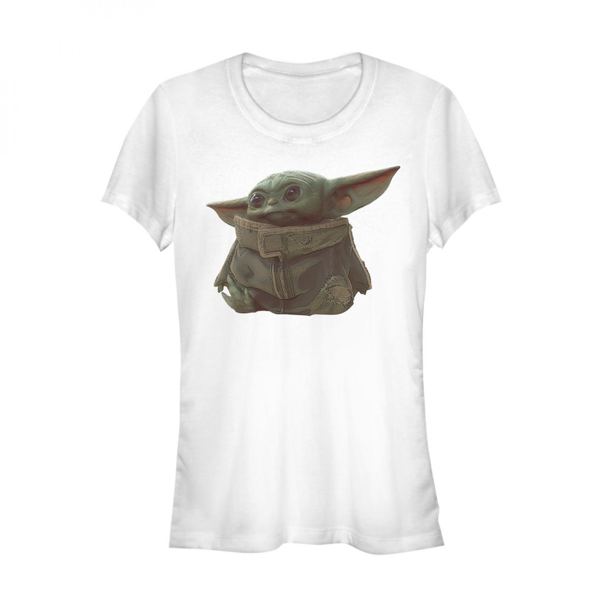 The Mandalorian The Child Ball Thief Women's T-Shirt