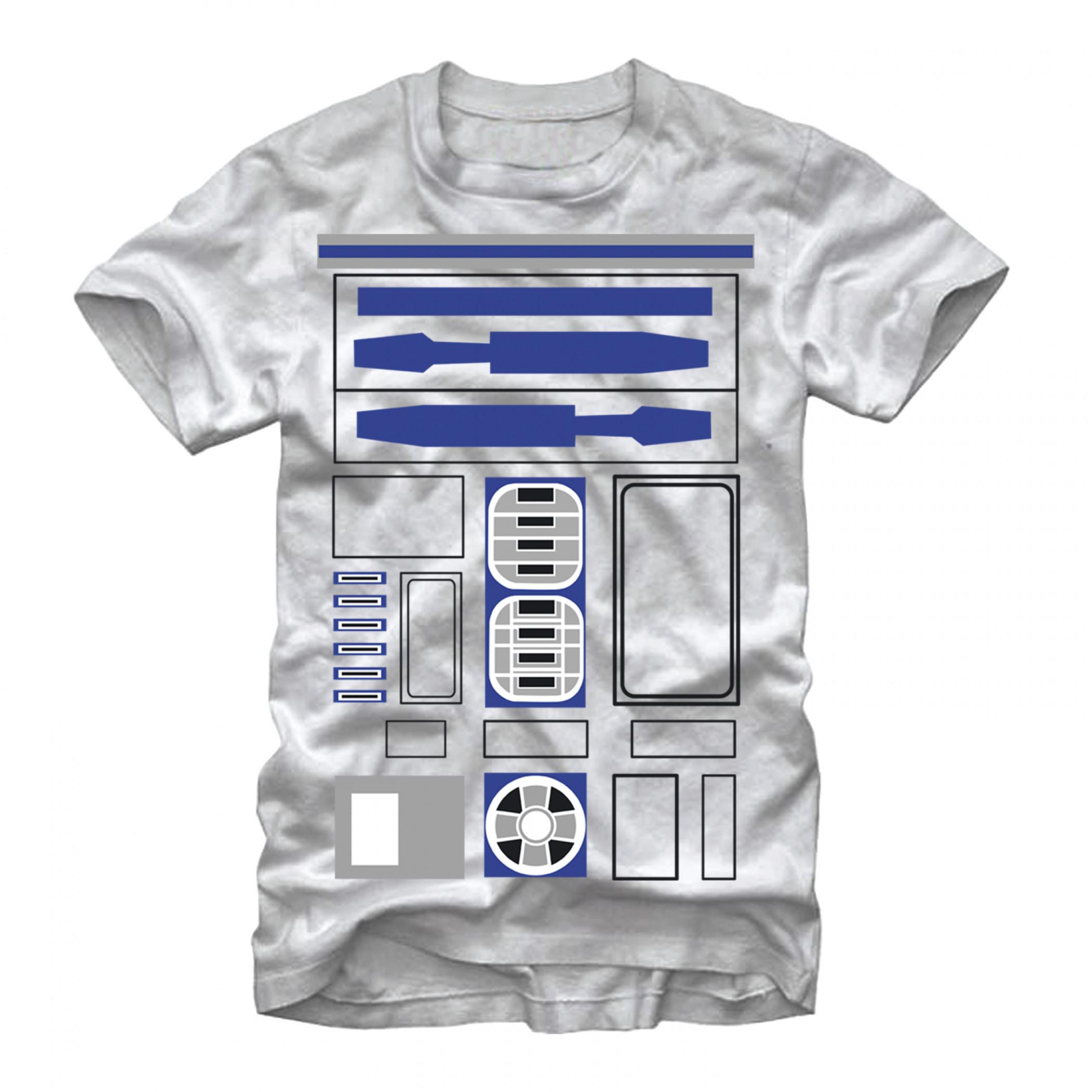 Star Wars R2-D2 Costume T-Shirt