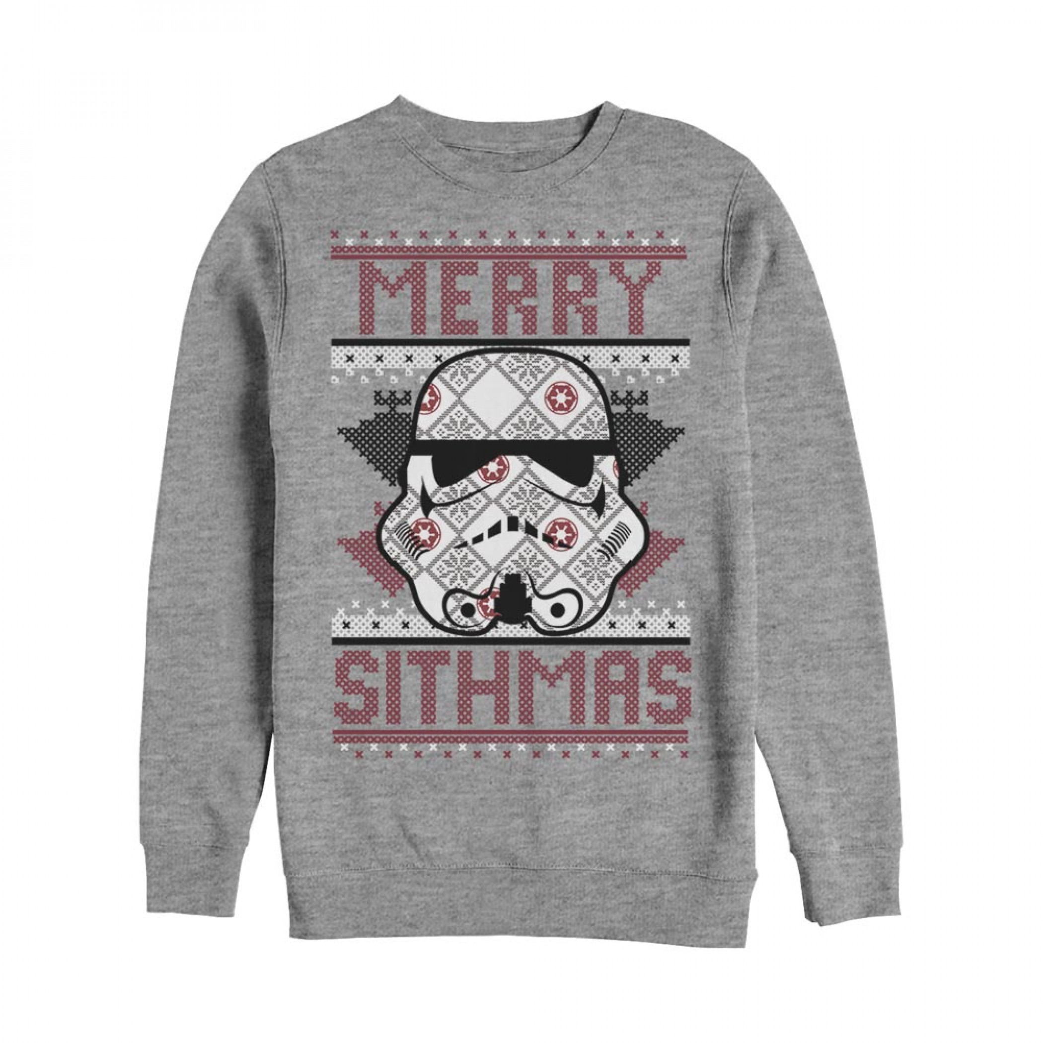 Star Wars Merry Sithmas Ugly Christmas Sweatshirt