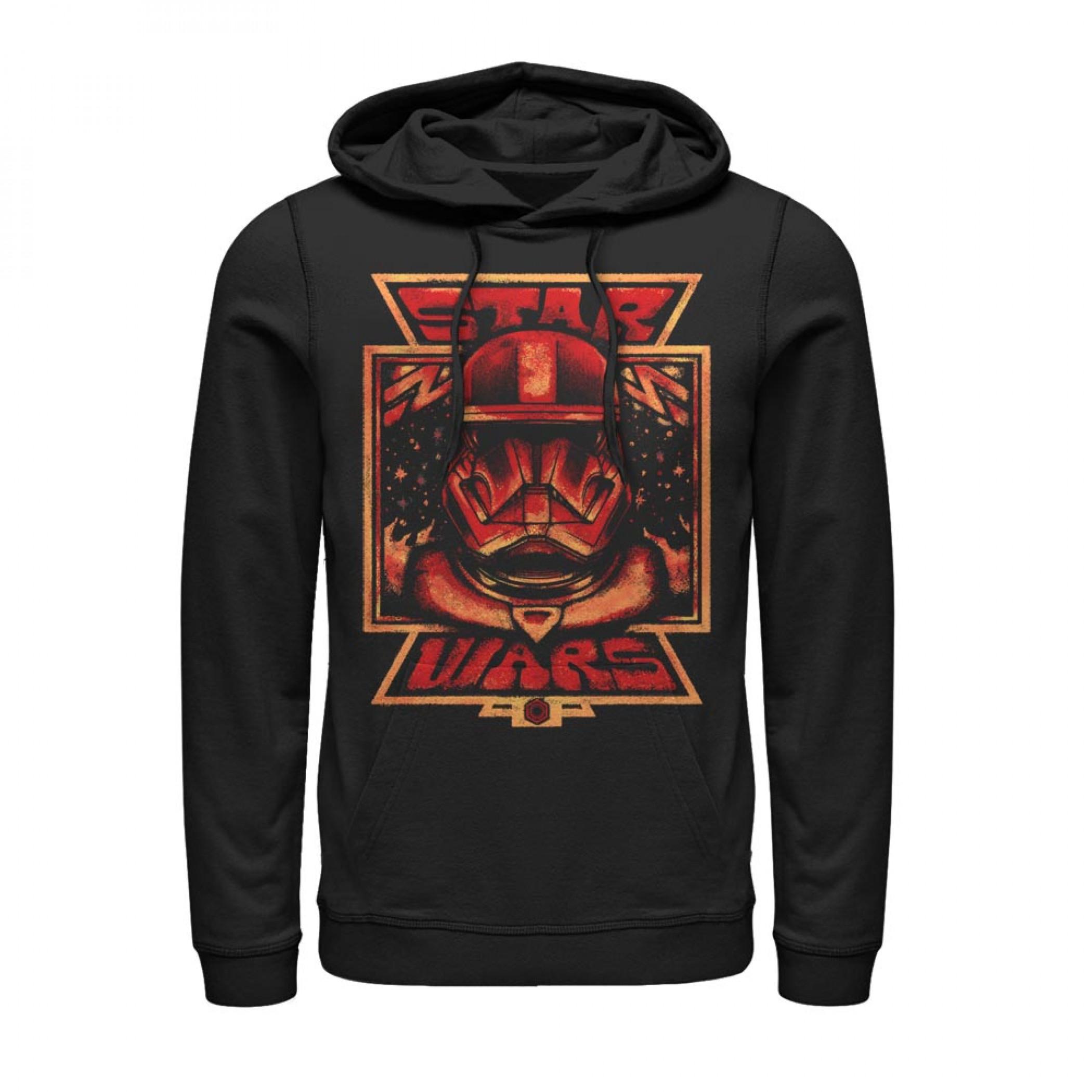 Star Wars The Rise of Skywalker Sith Trooper Hoodie