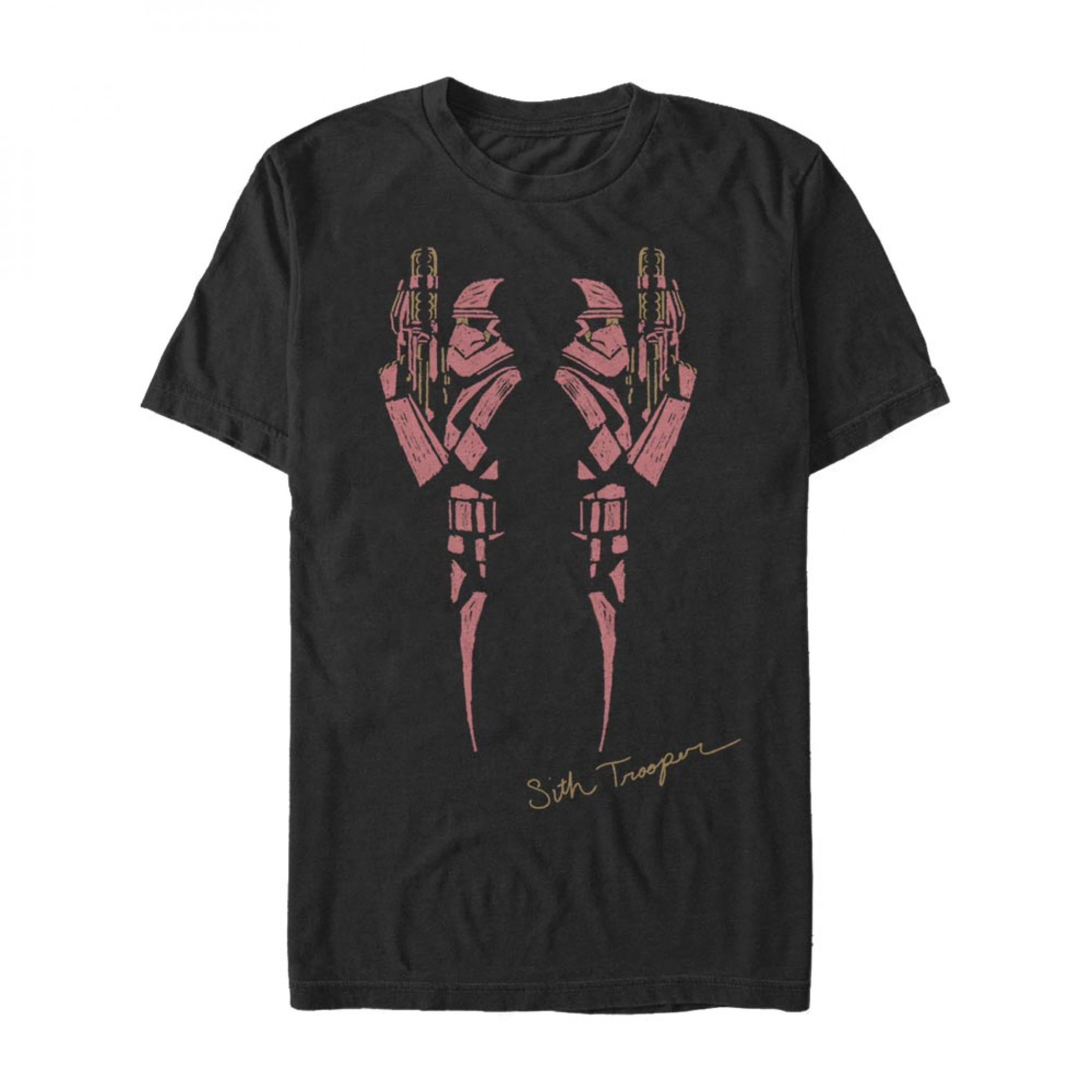 Star Wars The Rise of Skywalker Sith Troopers T-Shirt