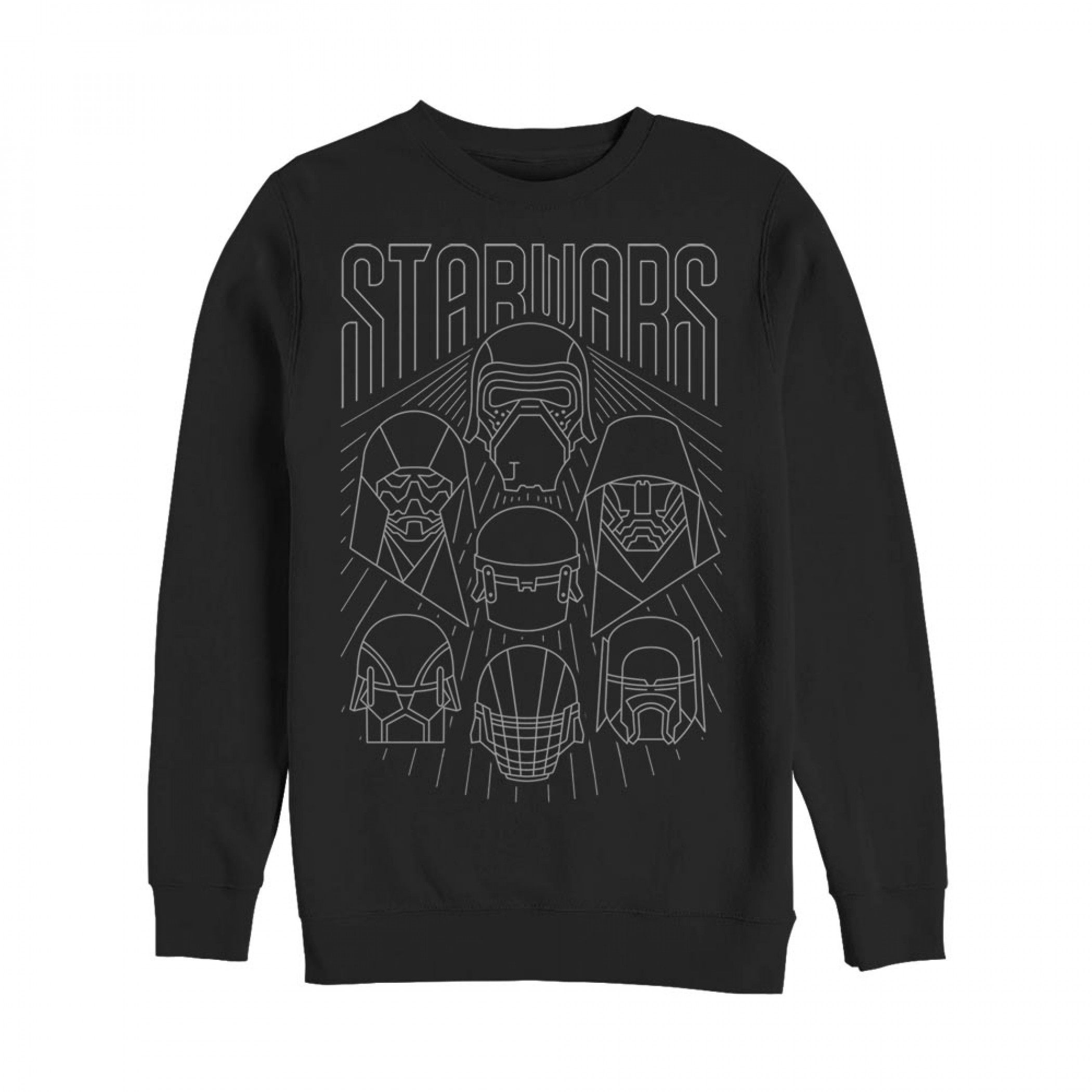 Star Wars The Rise of Skywalker Dark Side Sweatshirt