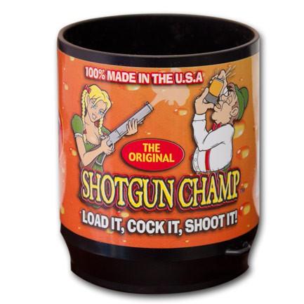 Shotgun Champ Spill Free Beer Dispenser