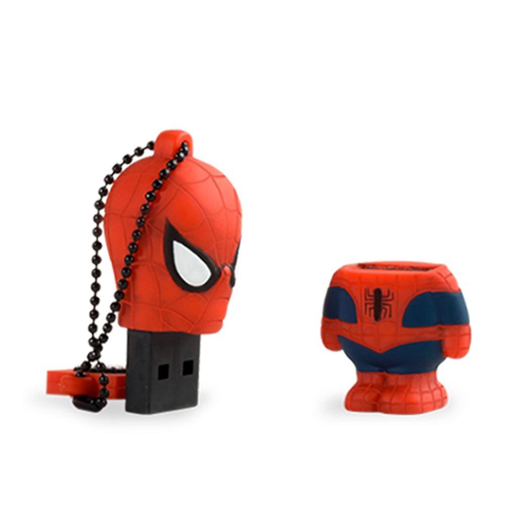 Spider-Man Red Superhero USB Flash Drive